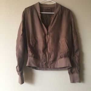 Young Fabulous & Broke Bomber Jacket